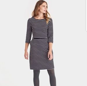 Miriam Ottoman Pocket Dress by Joules